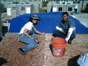 Rooftop Work